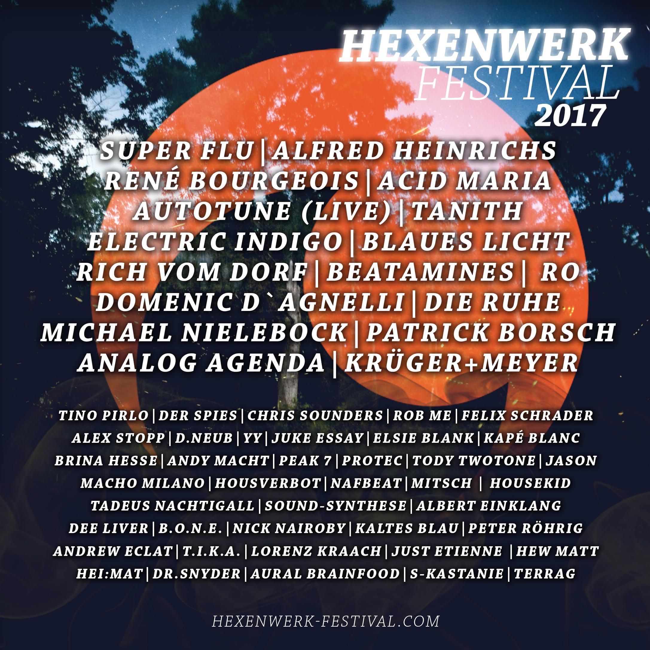 Hexenwerk Festival 2017